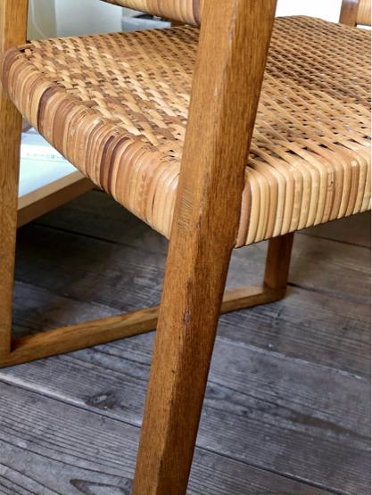Borge Mogensen BM61 Dining Chair ①_c0139773_03093335.jpg