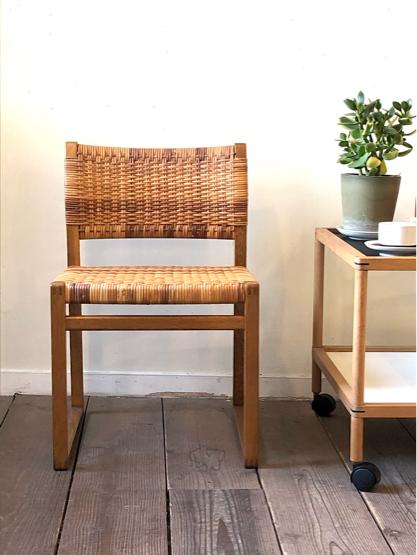 Borge Mogensen BM61 Dining Chair ②_c0139773_03151504.jpg