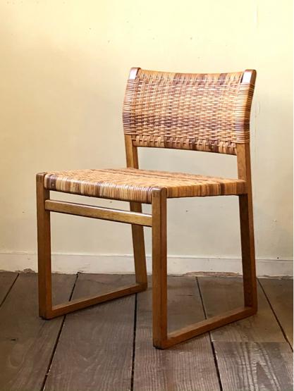 Borge Mogensen BM61 Dining Chair ②_c0139773_03151642.jpg