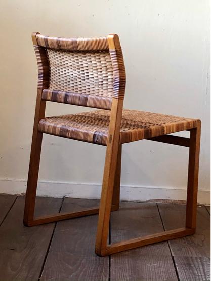 Borge Mogensen BM61 Dining Chair ②_c0139773_03151839.jpg