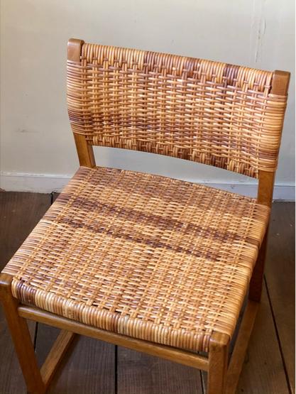 Borge Mogensen BM61 Dining Chair ②_c0139773_03151854.jpg