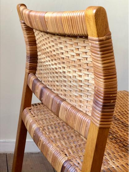 Borge Mogensen BM61 Dining Chair ②_c0139773_03165866.jpg