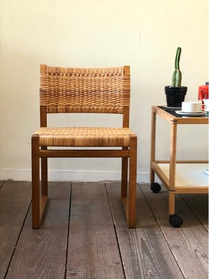 Borge Mogensen BM61 Dining Chair ③_c0139773_12480640.jpg