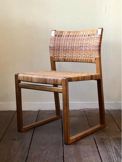 Borge Mogensen BM61 Dining Chair ③_c0139773_12480740.jpg