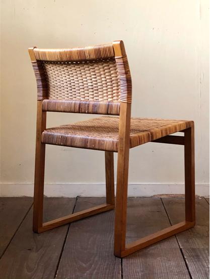 Borge Mogensen BM61 Dining Chair ③_c0139773_12480873.jpg
