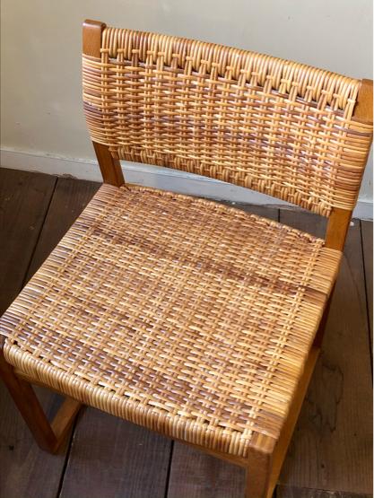 Borge Mogensen BM61 Dining Chair ③_c0139773_12480938.jpg