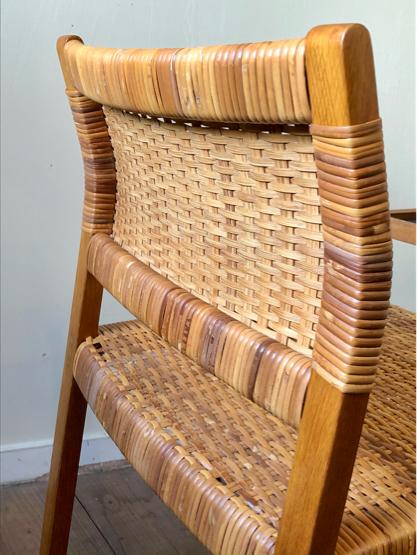 Borge Mogensen BM61 Dining Chair ③_c0139773_12540127.jpg