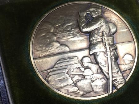 支那事変記念メダル 造幣局製の三越販売品。_a0154482_18311318.jpg