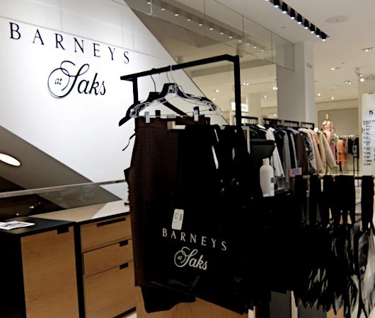 """バーニーズ・ニューヨーク、""""BARNEYS AT SAKS""""としてサックス・フィフス・アベニュー内で復活!!_b0007805_03190964.jpg"""