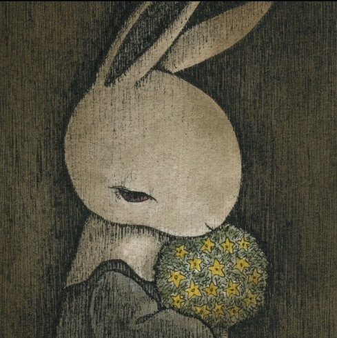 小平のカフェノルンさんに納品しました🌹&『月うさぎ2nd』は2/23(火)から🌜🐇_a0137727_22125257.jpeg