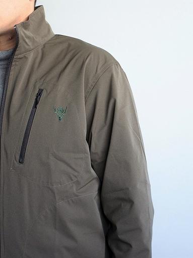 South2 West8 (S2W8) Boulder Shirt - Poly Stretch Twill_b0139281_18384409.jpg