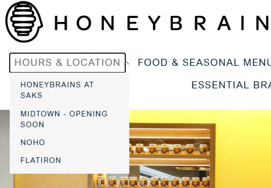 「脳の健康」に良いカフェ『ハニーブレインズ』(Honeybrains)_b0007805_07193223.jpg
