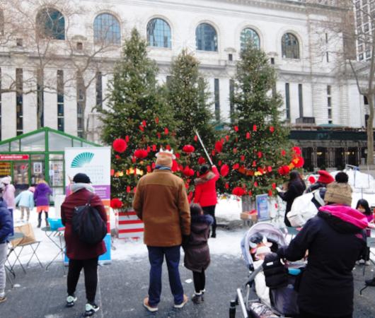 NYのブライアント・パークで中国のお正月(Lunar New Year)をお祝い_b0007805_23090734.jpg