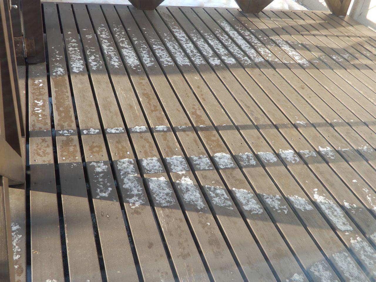 昨日に比べると寒いですがプラスになりました_c0025115_21154207.jpg