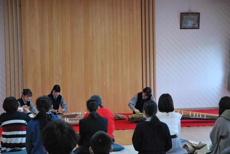 啓新高等学校 日本音楽部 感謝ライブ_f0067122_17280427.jpg