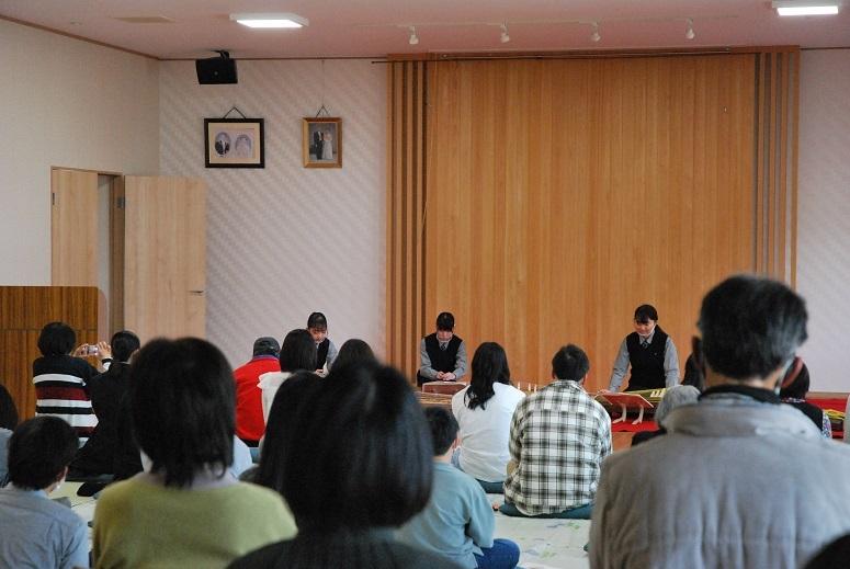 啓新高等学校 日本音楽部 感謝ライブ_f0067122_17280566.jpg