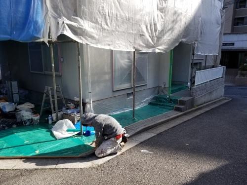 廿日市市・F様邸 外壁塗装工事_d0125228_21103935.jpg