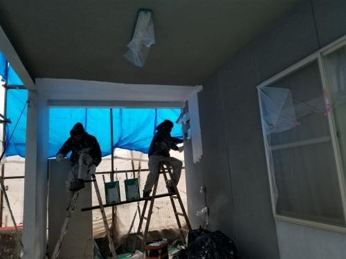 廿日市市・F様邸 外壁塗装工事_d0125228_21105525.jpg
