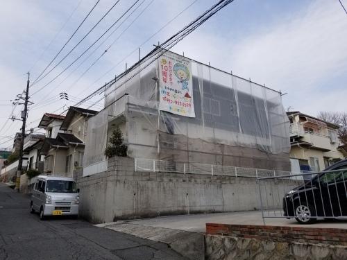 廿日市市・F様邸 外壁塗装工事_d0125228_21114588.jpg