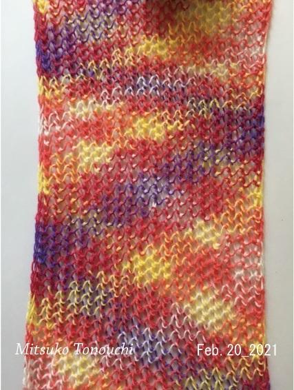 棒針編みで     with knitting needles_b0029036_08564999.jpg