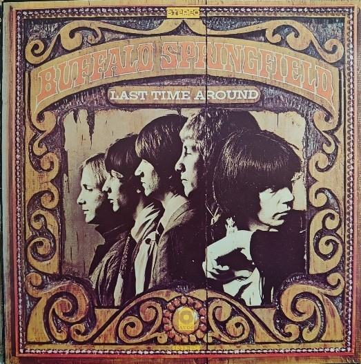 Buffalo Springfield 最終回 Last Time Around_d0335744_14502702.jpg