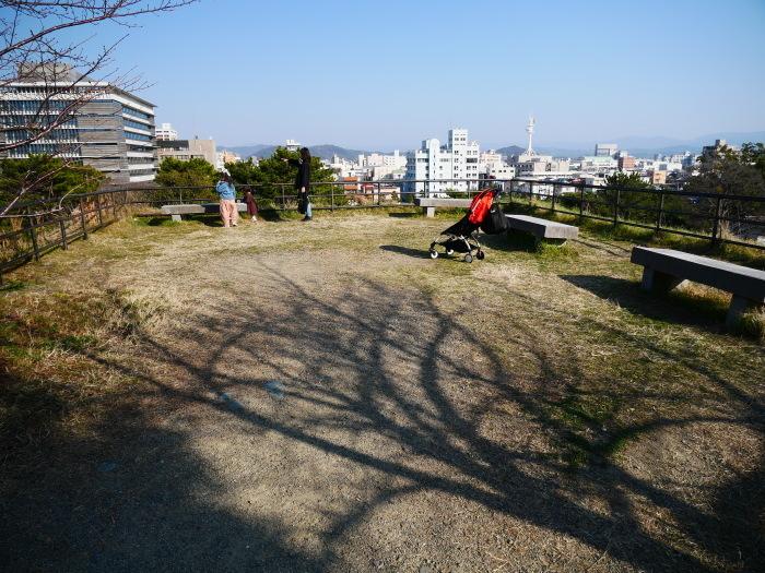 和歌山城松の丸櫓台  2021-02-21 00:00_b0093754_23021840.jpg