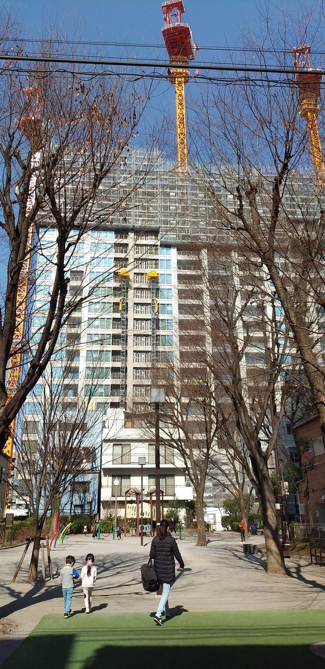 なんちゃら事態宣言下の東京ちょい散歩 part1_c0337257_21570282.jpg