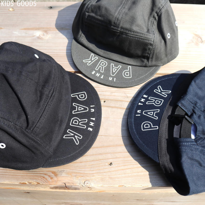 【THE PARK SHOP KIDS GOODS】CYCLE  BOY  CAP_d0000298_13361690.jpg