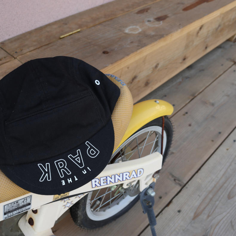 【THE PARK SHOP KIDS GOODS】CYCLE  BOY  CAP_d0000298_13363880.jpg