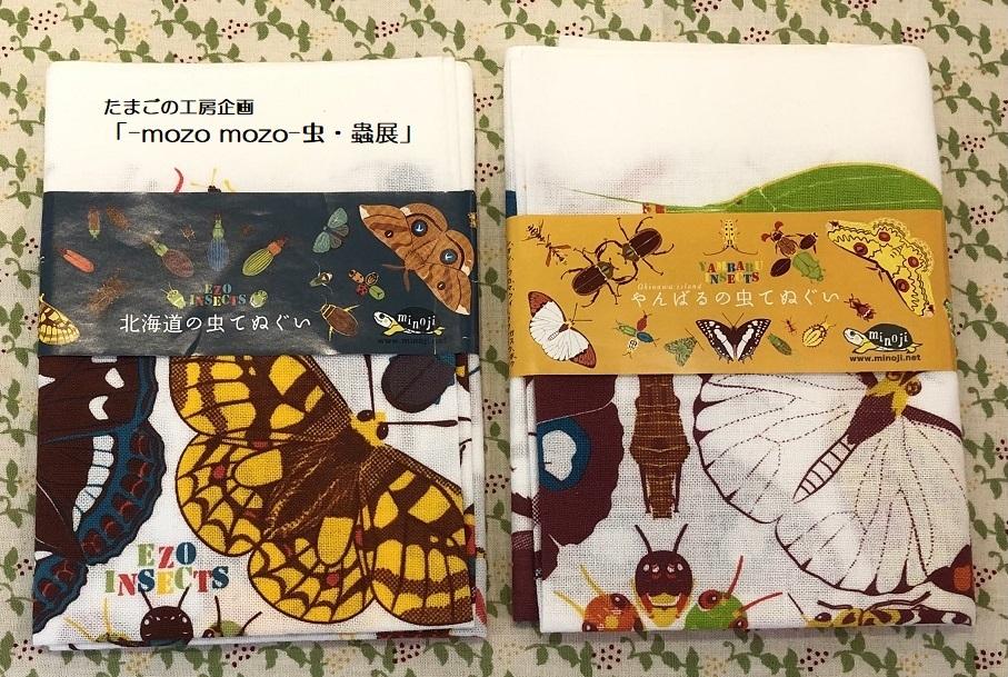 たまごの工房企画「-mozo mozo- 虫・蟲展」 その6_e0134502_20573357.jpg