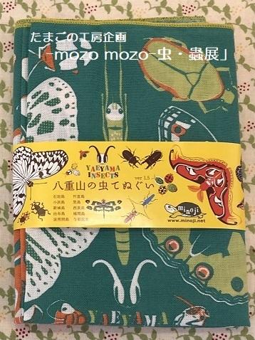 たまごの工房企画「-mozo mozo- 虫・蟲展」 その6_e0134502_20584278.jpg