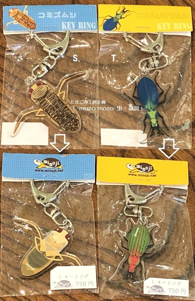 たまごの工房企画「-mozo mozo- 虫・蟲展」 その6_e0134502_20591837.jpg
