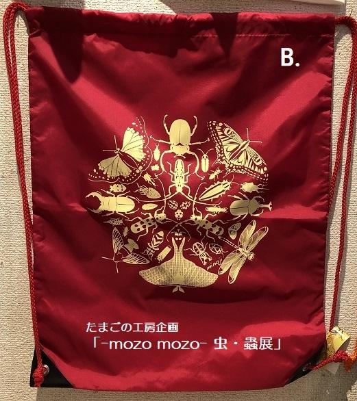 たまごの工房企画「-mozo mozo- 虫・蟲展」 その6_e0134502_21013417.jpg