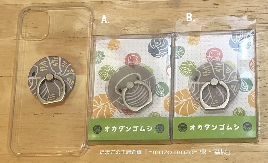 たまごの工房企画「-mozo mozo- 虫・蟲展」 その6_e0134502_21020872.jpg