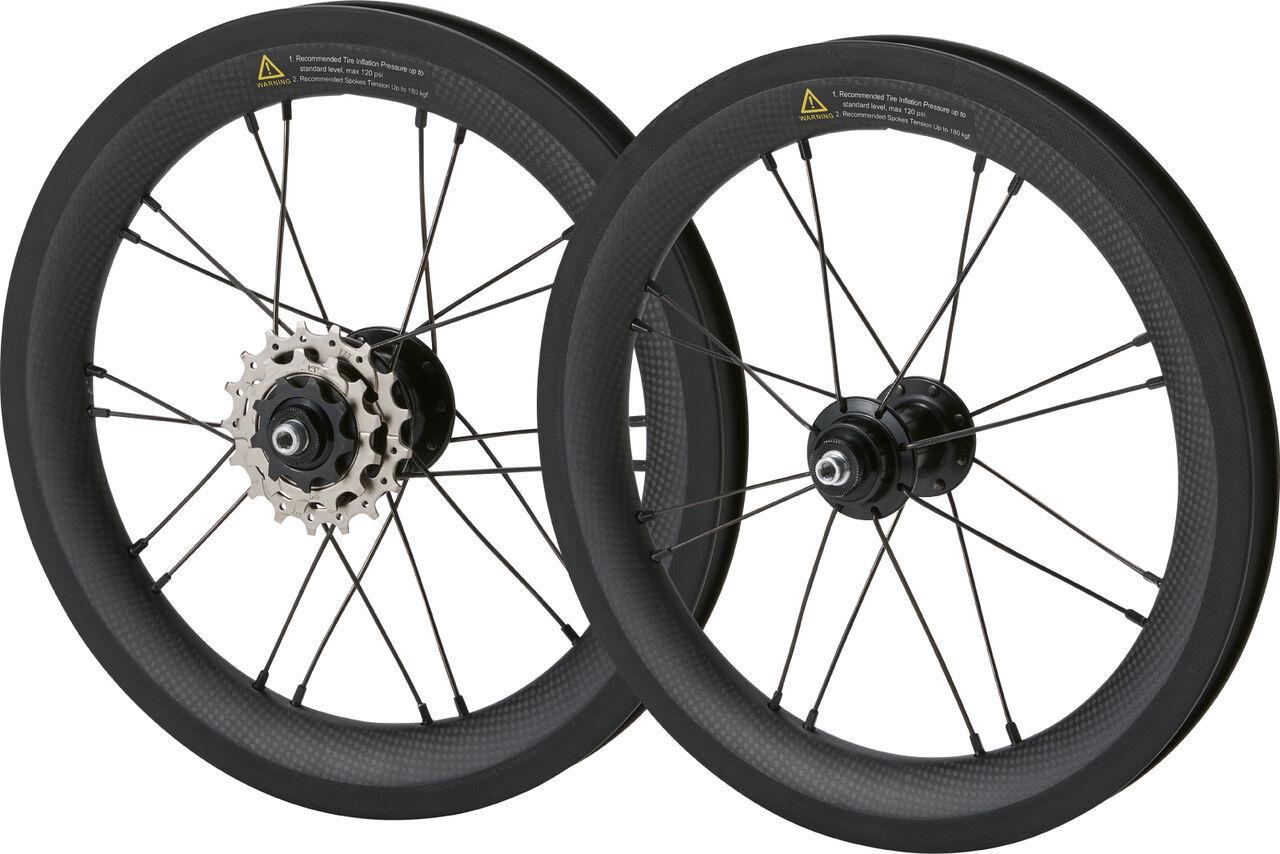 "DAHON K3 / Matte Black(14"" Carbon Wheel仕様)デリバリー決定!_e0154005_23393060.jpg"