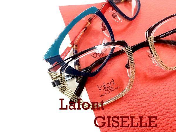 Lafont-ラフォン- NEWフレーム 『GISELLE』ご紹介します! by甲府店_f0076925_11183032.jpg
