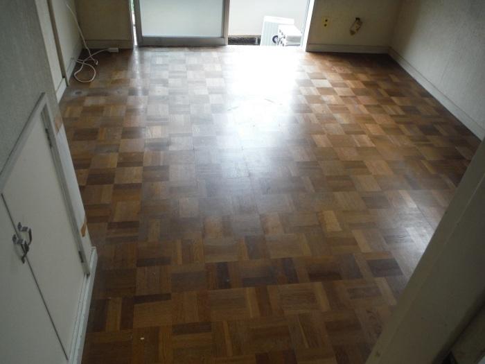 洋室と和室の床工事 ~ 床と畳が気になっています。_d0165368_05412817.jpg