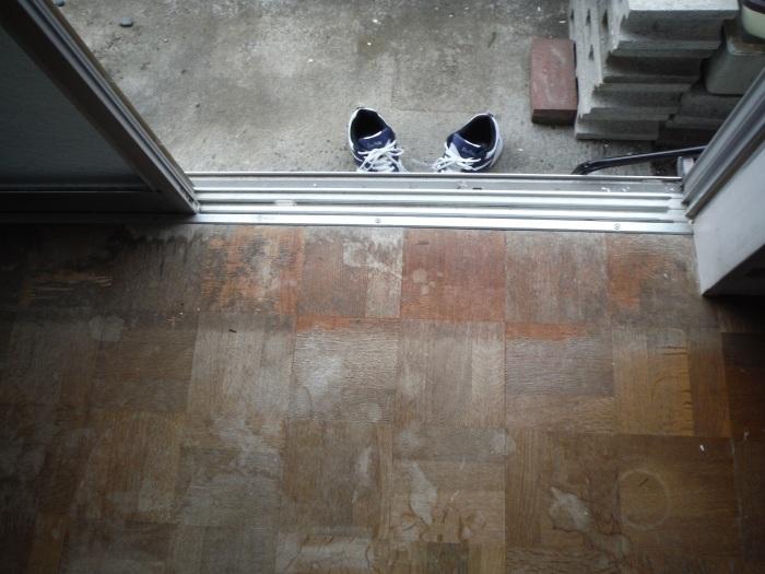 洋室と和室の床工事 ~ 床と畳が気になっています。_d0165368_05415605.jpg