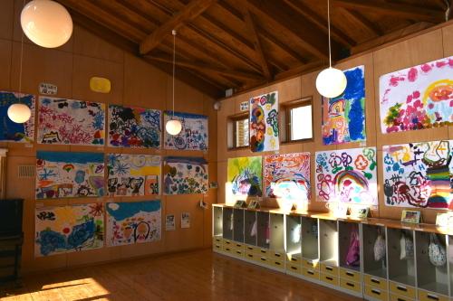変化する大地太陽幼稚園の「生活イメージ展」_b0068572_18170196.jpg