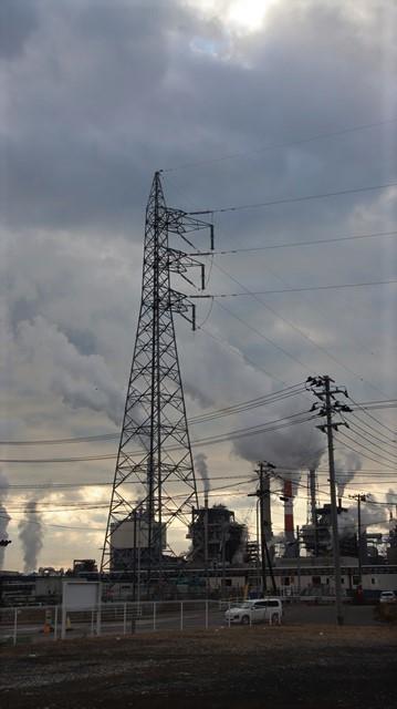 藤田八束の鉄道写真、石巻線に乗って仙台から石巻へ、日本製紙工場の迫力に元気をもらいました_d0181492_19453585.jpg
