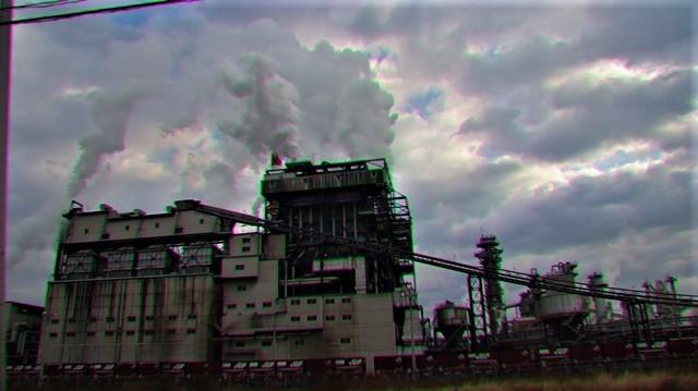 藤田八束の鉄道写真、石巻線に乗って仙台から石巻へ、日本製紙工場の迫力に元気をもらいました_d0181492_19463178.jpg
