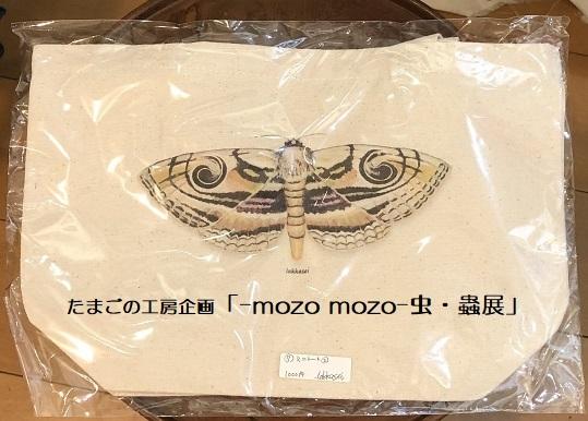 たまごの工房企画「-mozo mozo- 虫・蟲展」 その7_e0134502_16290107.jpg