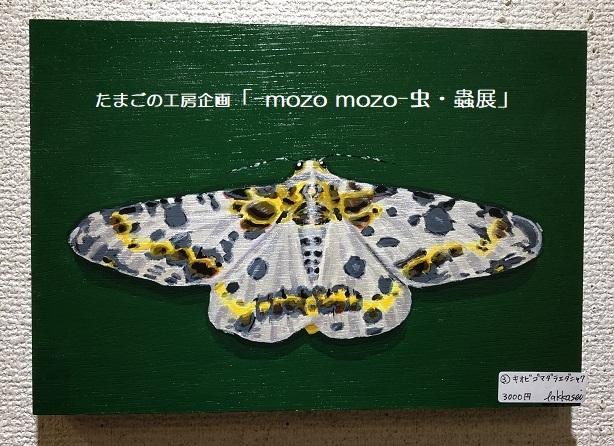 たまごの工房企画「-mozo mozo- 虫・蟲展」 その7_e0134502_16292054.jpg