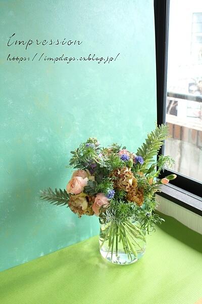 お友達に贈る花束_a0085317_01064421.jpg