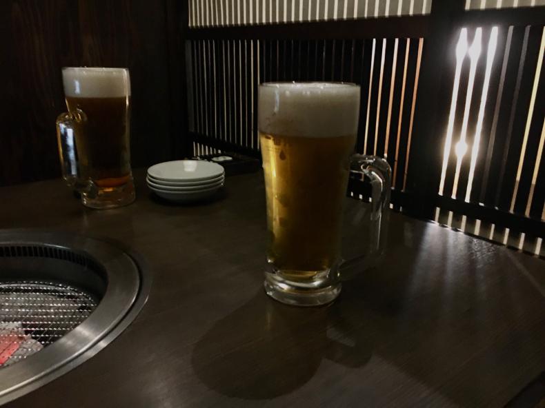 炭火焼肉もざいく 大手居酒屋チェーン店_d0390818_22001457.jpg