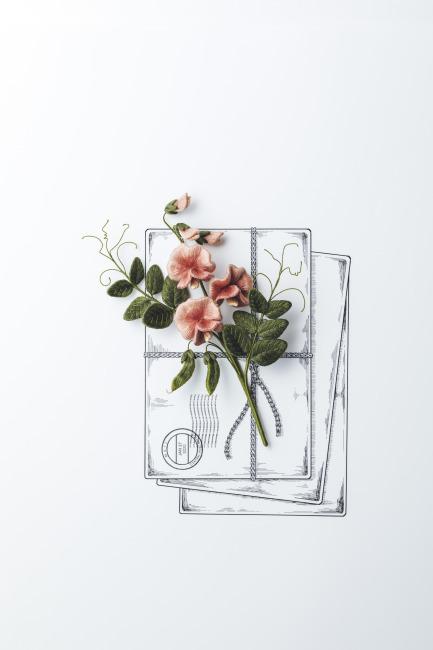 【新刊のご紹介】PieniSieniさん『立体刺繍の花と蝶々』_f0357923_12444502.jpg
