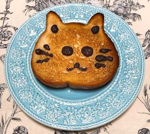ねこねこ食パン クリロ_b0120541_19274382.jpg