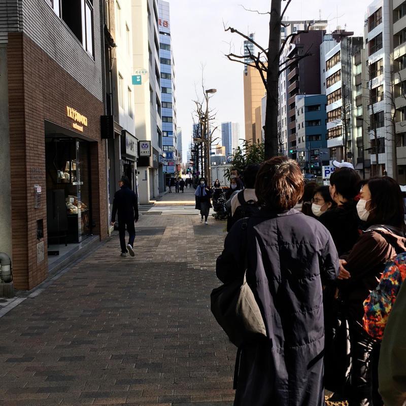 YATSUDOKIがテレビ効果で行列_c0060143_18214834.jpg