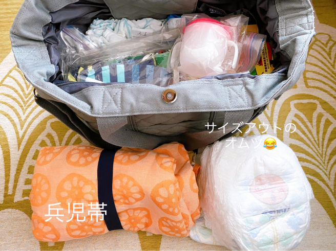 防災バッグの中身をやっと更新_b0199244_19484931.jpg
