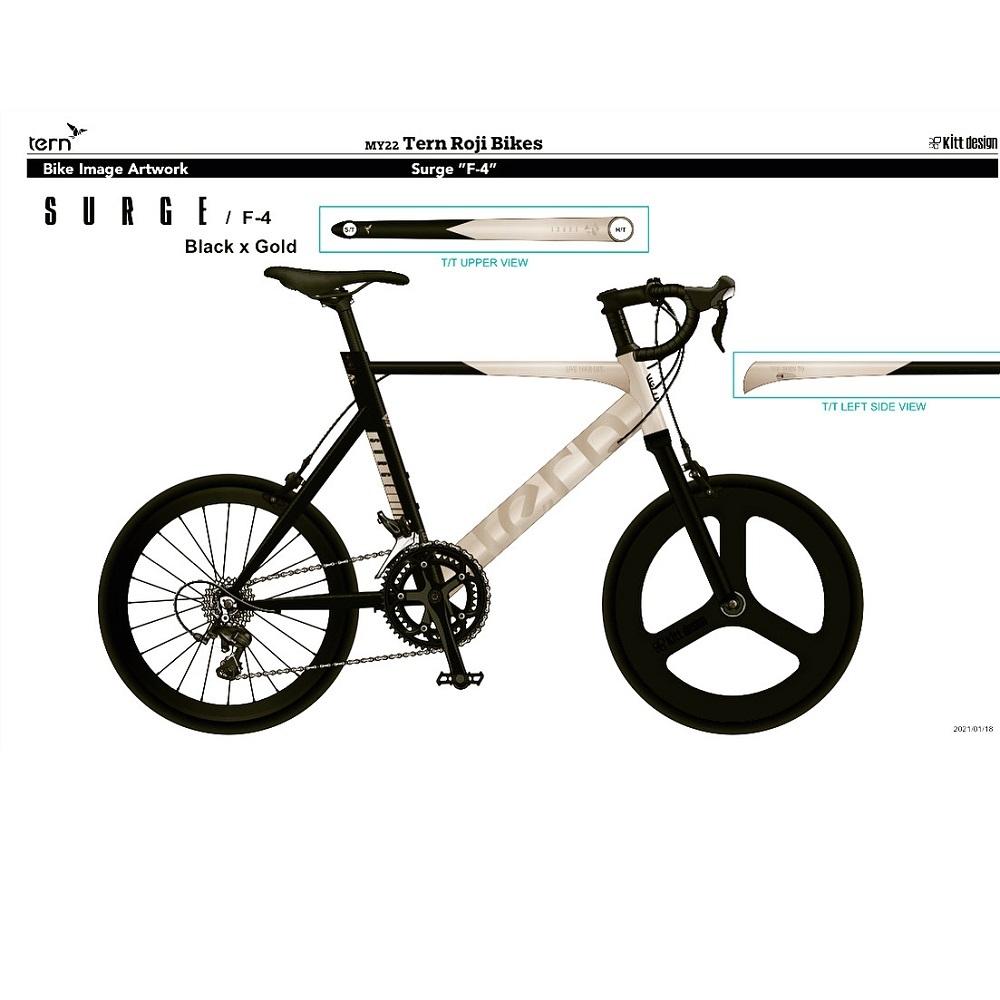 tern SURGE FLAME bike限定車  第3弾!!_e0188759_18345986.jpeg